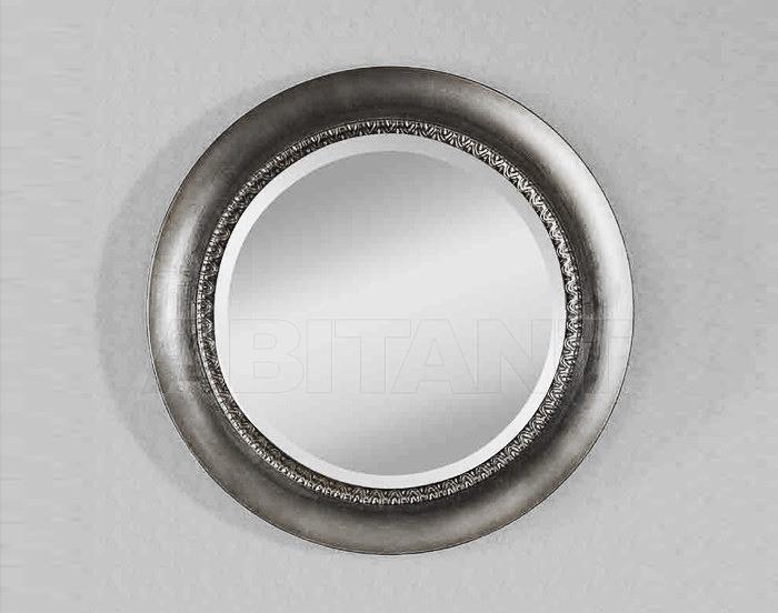 Купить Зеркало настенное GIULIACASA By Vaccari International Gli Specchi Di Alice 1 6 3 0 argento