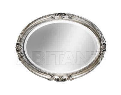Купить Зеркало настенное GIULIACASA By Vaccari International Gli Specchi Di Alice 1 6 5 1 argento