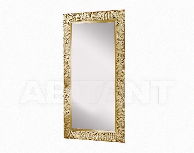 Купить Зеркало настенное Vaccari International Gli Specchi Di Alice 1 8 5 0 oro