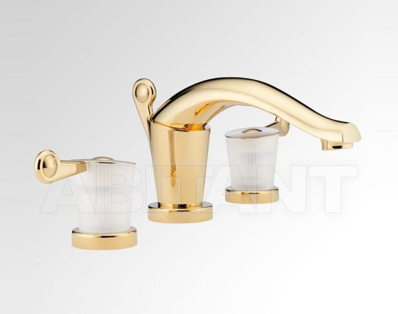 Купить Смеситель для раковины THG Bathroom U3D.151 Bagatelle cristal with lever