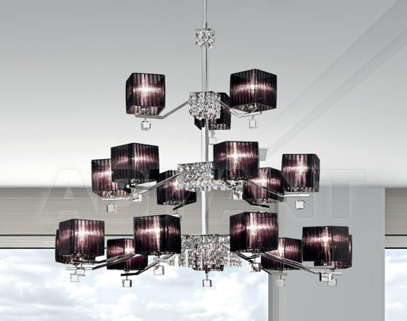Купить Люстра IDL Export Luce Da Vivere Living Lighting 387/18