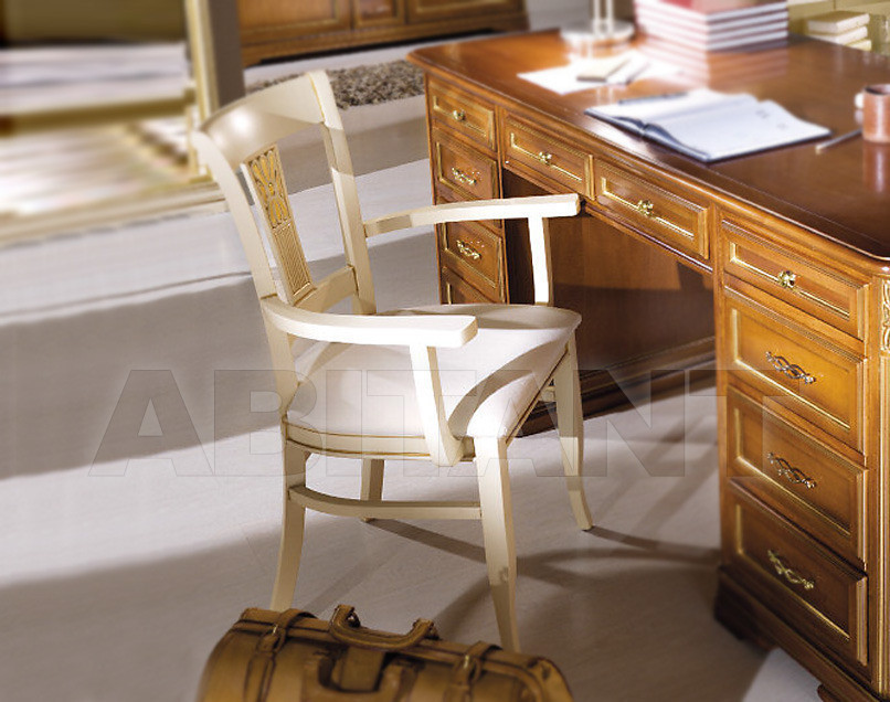 Купить Стул с подлокотниками Vaccari International Francesca 618/T 2