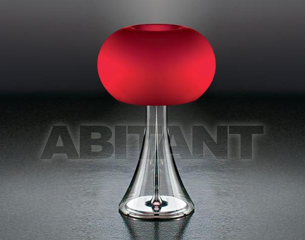 Купить Лампа настольная IDL Export Classic Light & Style 9015/1TLM Red