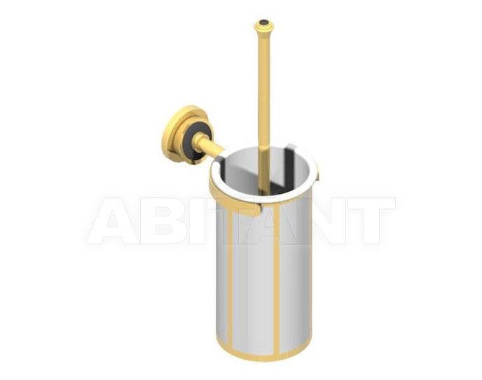 Купить Щетка для туалета THG Bathroom U3E.4720BD Bagatelle black stone