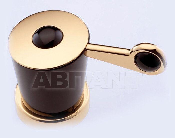 Купить Вентиль THG Bathroom U3F.50/4/VG Bagatelle black stone with lever