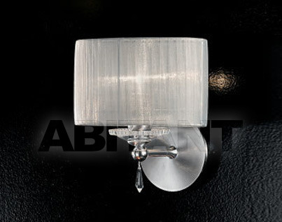 Купить Бра IDL Export Luce Da Vivere Living Lighting 9027/1A Cromo