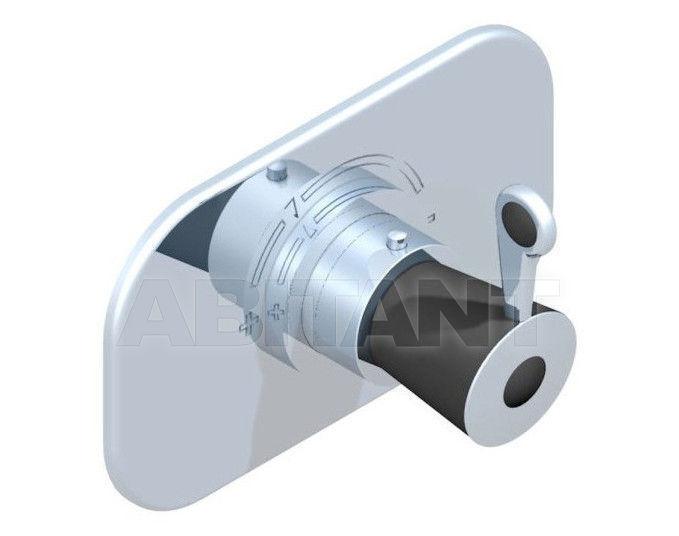 Купить Смеситель термостатический THG Bathroom U3F.5100B Bagatelle black stone with lever