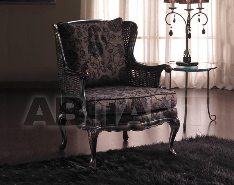 Купить Кресло Gold Confort Claire Claire POLTRONE black
