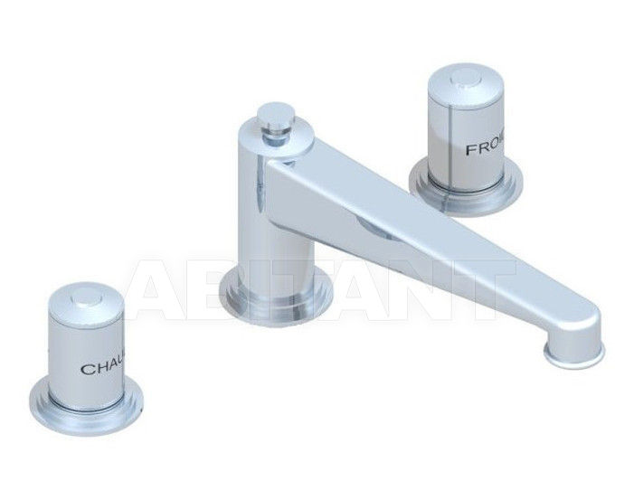 Купить Смеситель для раковины THG Bathroom G2T.25SG Faubourg métal