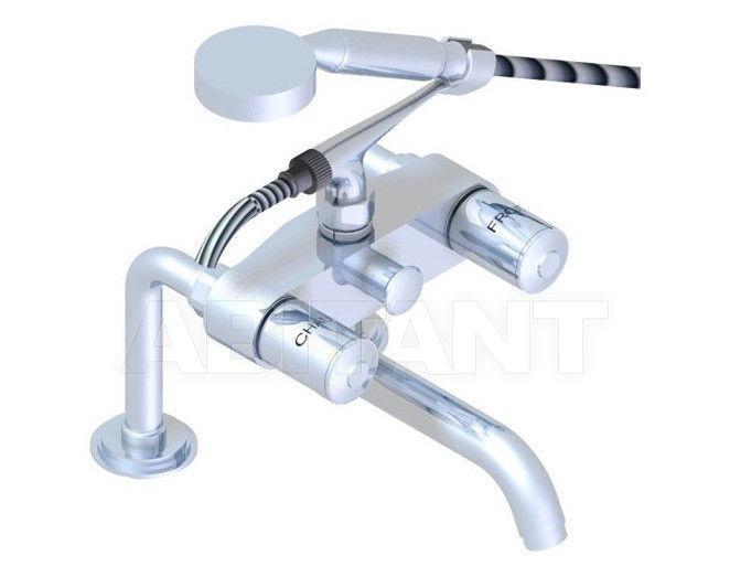 Купить Смеситель для ванны THG Bathroom G2T.13G Faubourg métal