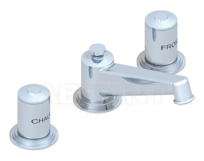 Купить Смеситель для раковины THG Bathroom G2T.152 Faubourg métal