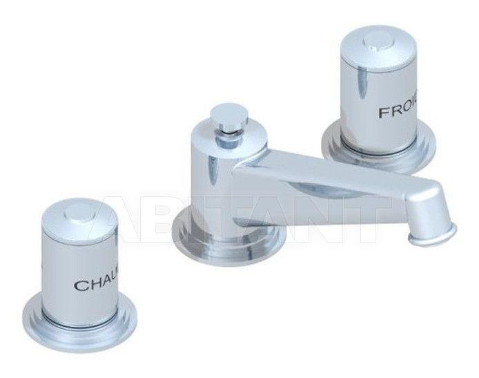 Купить Смеситель для раковины THG Bathroom G2T.152M Faubourg métal