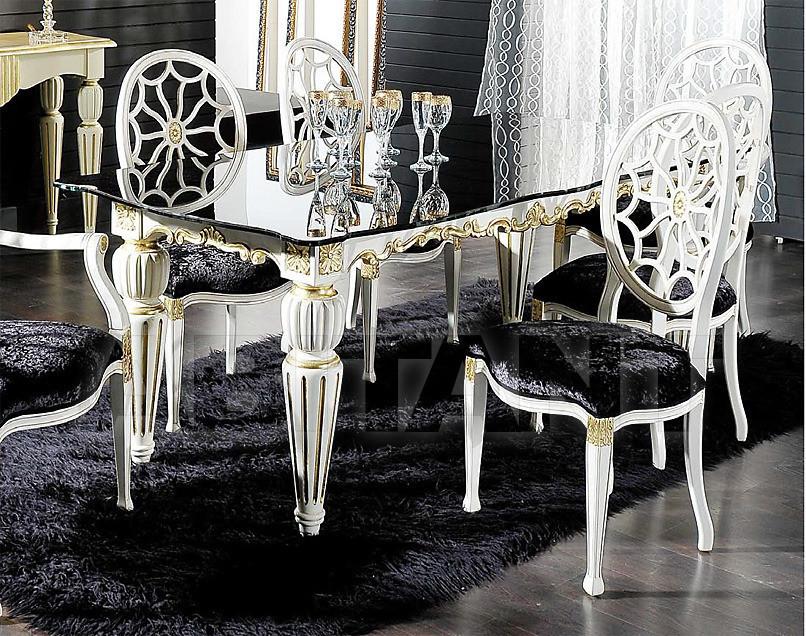 Купить Стол обеденный GIULIACASA By Vaccari International Cremlino 27