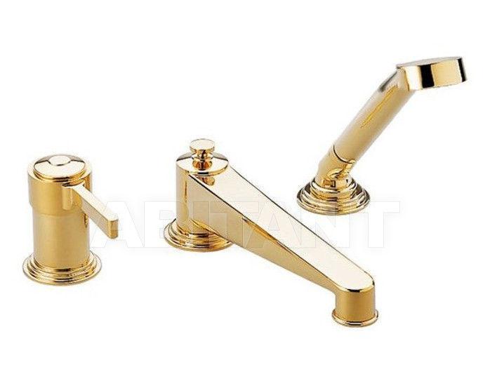 Купить Смеситель для ванны THG Bathroom G2U.113BSG Faubourg metal with lever
