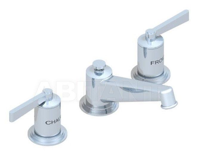 Купить Смеситель для раковины THG Bathroom G2U.152 Faubourg metal with lever