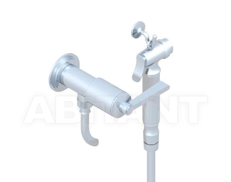 Купить Гигиенический душ THG Bathroom G2U.5840/8 Faubourg metal with lever