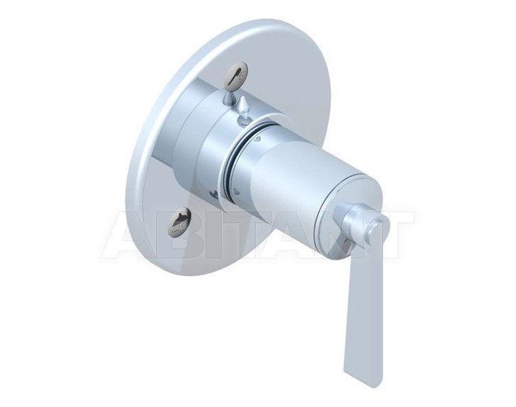 Купить Переключатель THG Bathroom G2U.49/3VM Faubourg metal with lever