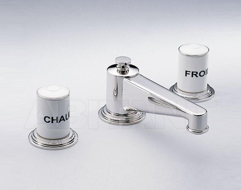 Купить Смеситель для раковины THG Bathroom G2K.151 Faubourg white porcelain