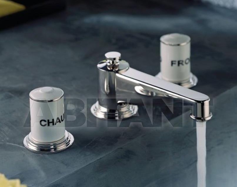 Купить Смеситель для раковины THG Bathroom G2K.151M Faubourg white porcelain
