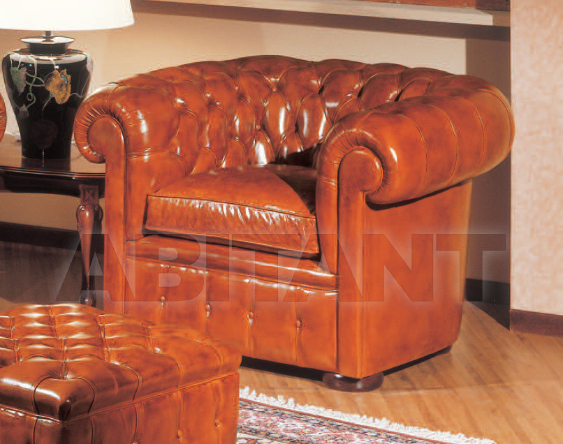 Купить Кресло Origgi Sofas Part 1 chesterfield Poltrona