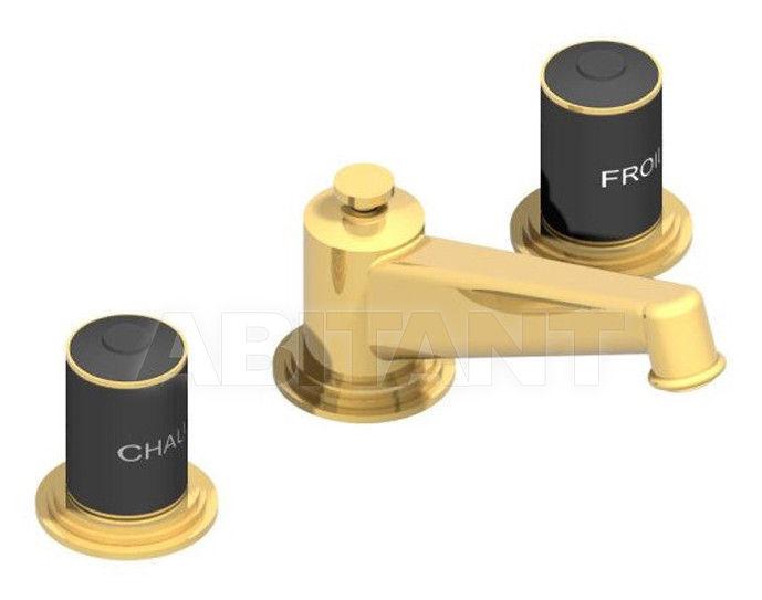 Купить Смеситель для раковины THG Bathroom G2L.152 Faubourg black porcelain