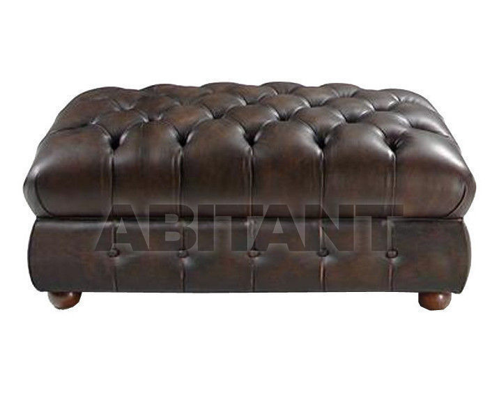 Купить Пуф Chesterfield Mantellassi  Donna Mantellassi Chesterfield POUFF