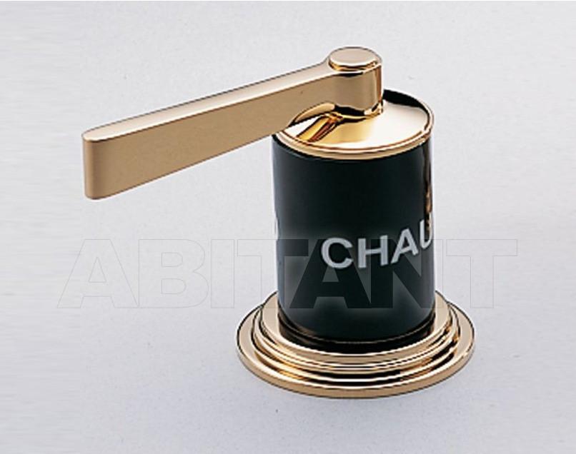 Купить Вентиль THG Bathroom G2M.36/H Faubourg black porcelain with lever