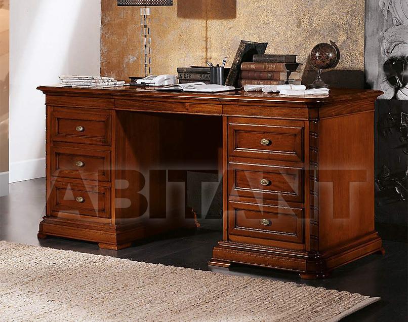 Купить Стол компьютерный GIULIACASA By Vaccari International Naturalmente Classici 162/G