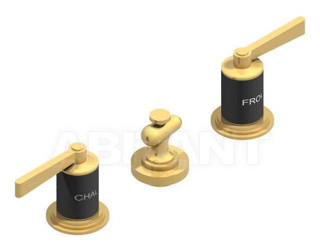 Купить Смеситель для биде THG Bathroom G2M.207 Faubourg black porcelain with lever