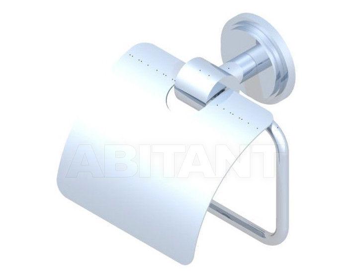 Купить Держатель для туалетной бумаги THG Bathroom 538AC Faubourg black porcelain with lever