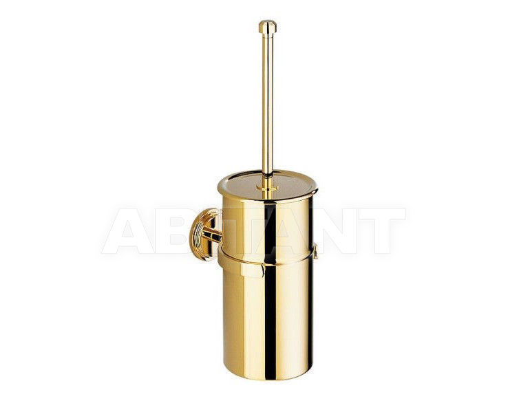 Купить Щетка для туалета THG Bathroom G2M.4720C Faubourg black porcelain with lever