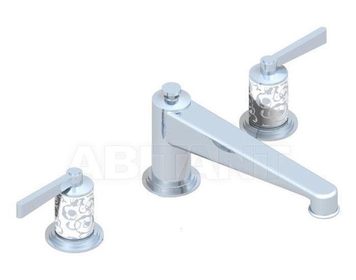Купить Смеситель для раковины THG Bathroom G2S.25SG Frivole with lever