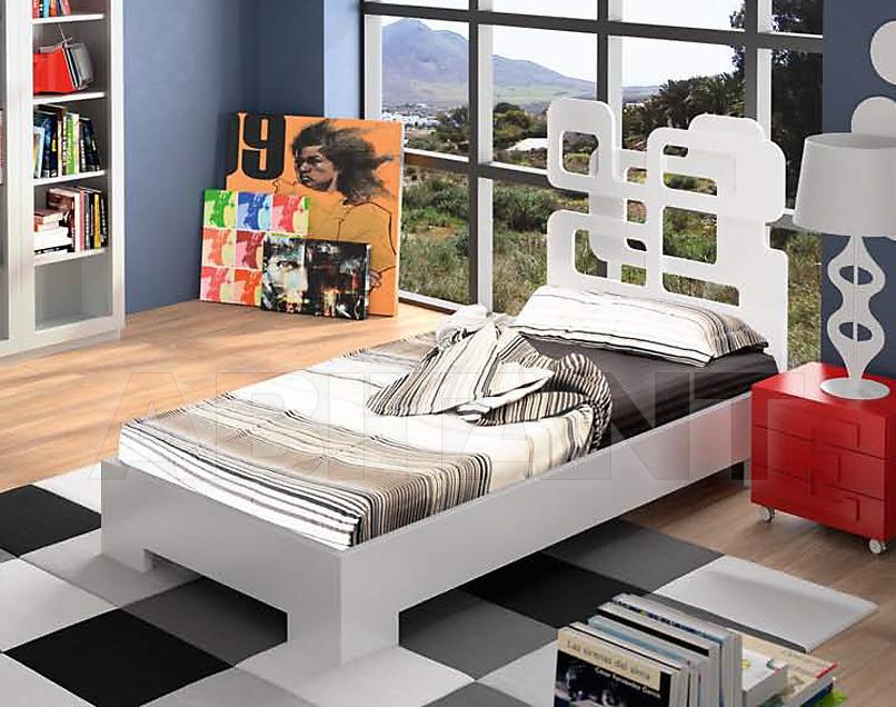Купить Кровать детская Coim Amarcord AMC1901