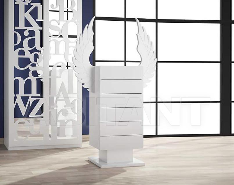 Купить Комод Coim Amarcord AMC2101 White