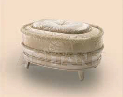Купить Пуф GRETA GARBO Elle Salotti International srl Romantic Collection 2011 GRETA GARBO POUF SUPER