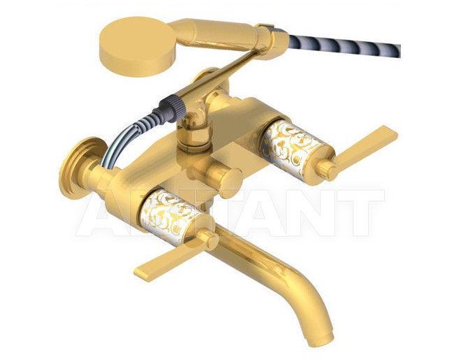Купить Смеситель для ванны THG Bathroom G2P.13B Froufrou with lever