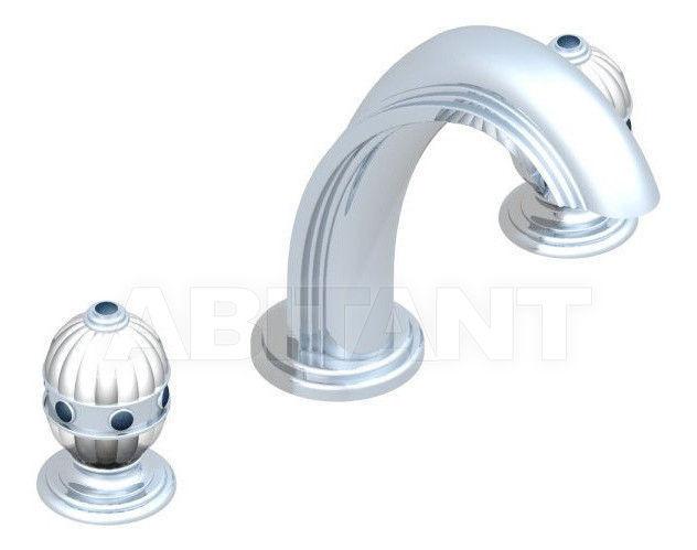 Купить Смеситель для раковины THG Bathroom A1K.25 Amboise Lapis Lazuli