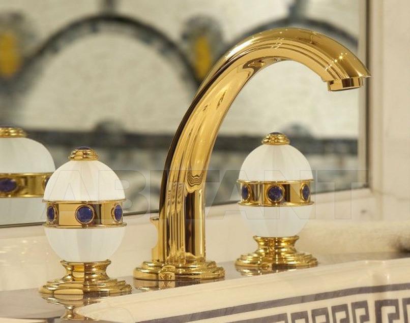 Купить Смеситель для раковины THG Bathroom A1K.151M Amboise Lapis Lazuli