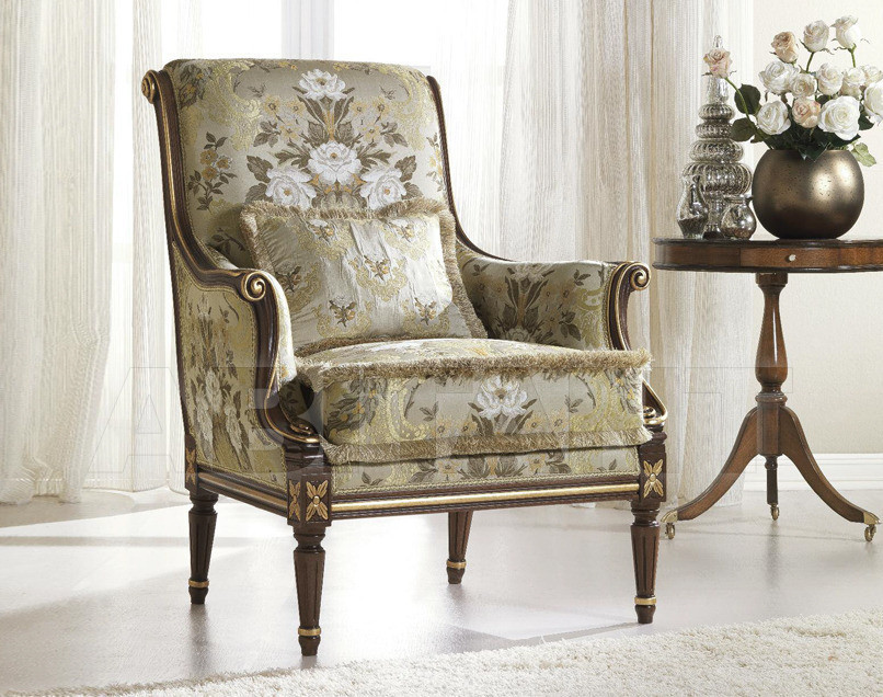 Купить Кресло Pigoli Salotti Glamour NIVES