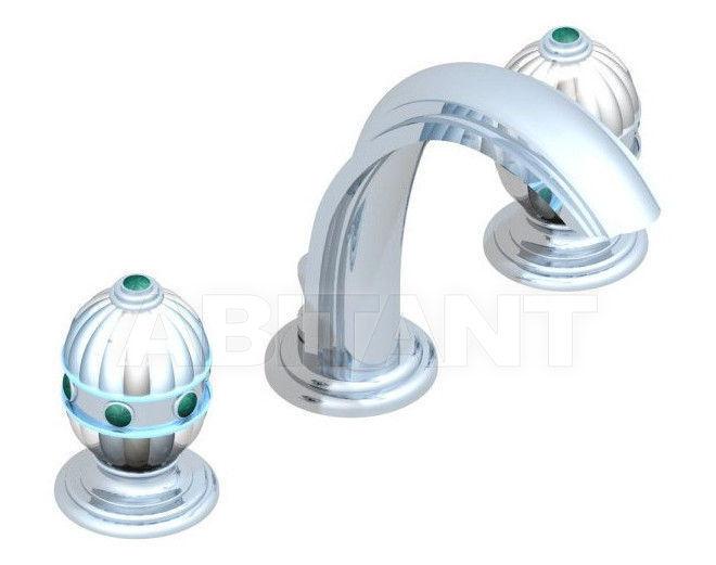 Купить Смеситель для раковины THG Bathroom A1J.151 Amboise Malachite