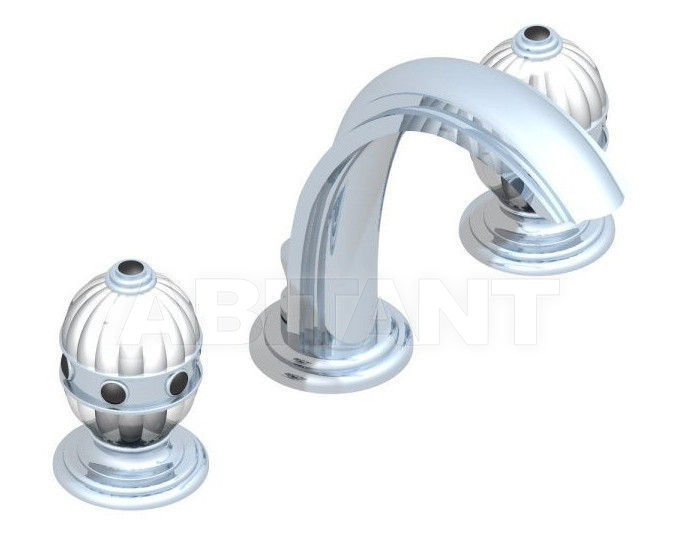 Купить Смеситель для раковины THG Bathroom A1M.151 Amboise black Onyx