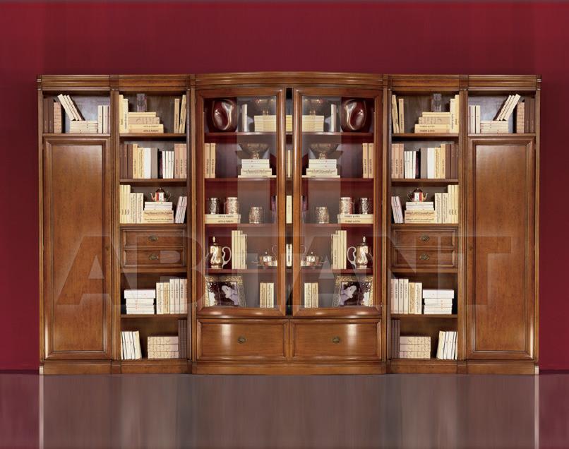Купить Библиотека Le Fablier  Le Gemme Composizione 16
