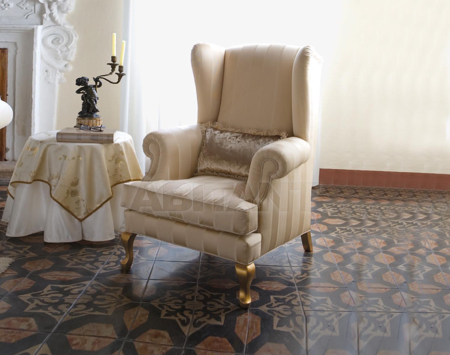 Купить Кресло Salotti de Angelli International S.R.L. Classico MARTA