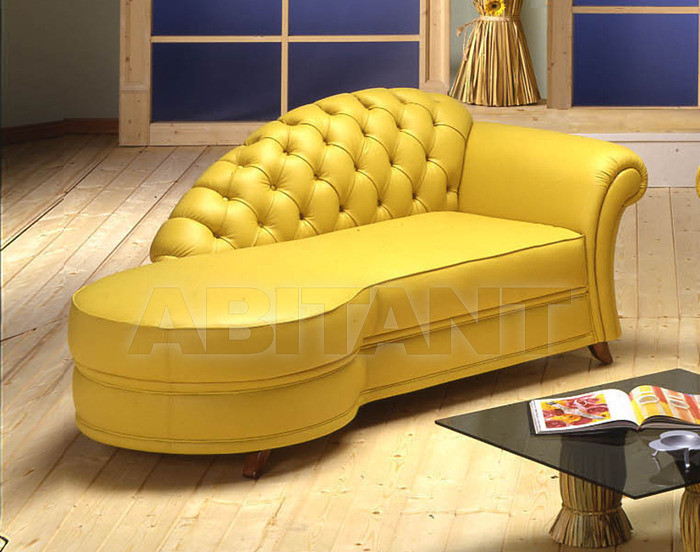 Купить Кушетка Elle Salotti International srl Neo Classic BEVERLY DORMEUSE P E L L E 2