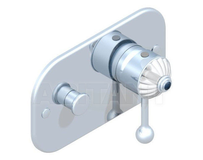 Купить Встраиваемые смесители THG Bathroom A1T.6550 Cheverny Lapis Lazuli