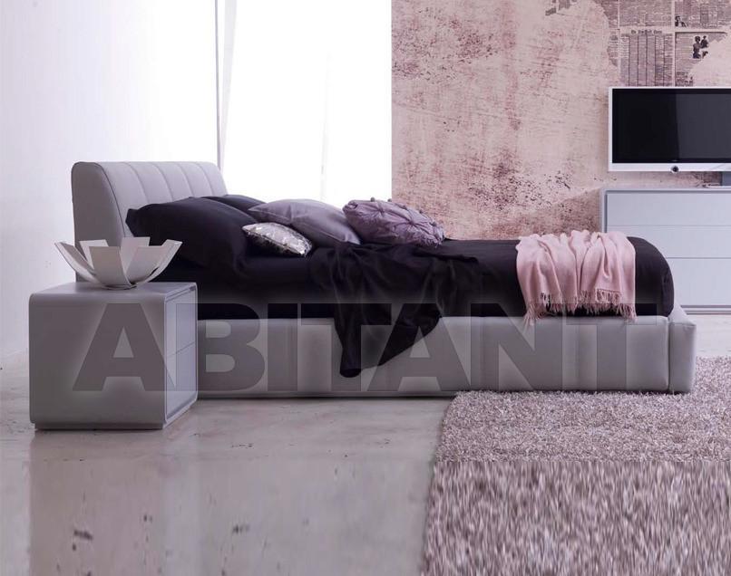 Купить Кровать Veneran Mobili srl G.d. Absolute 2011 2 AS200 Letto imbottito h28/2