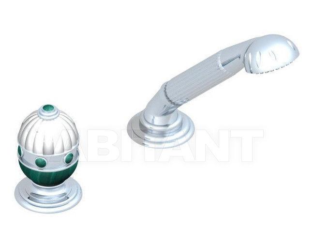 Купить Смеситель для ванны THG Bathroom A1S.6532/60A Cheverny Malachite