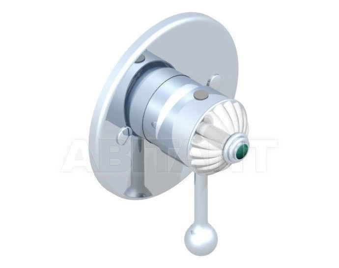 Купить Встраиваемые смесители THG Bathroom A1S.6540 Cheverny Malachite