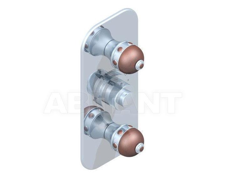 Купить Смеситель термостатический THG Bathroom A1X.5400B Sully red Jasper