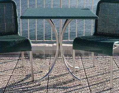 Купить Стол для террасы Frigerio Carlo Funny Wicker TTQ80